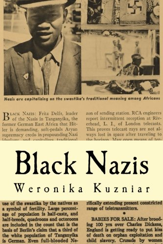 Black Nazis (Warwolves of the Iron Cross) (Volume 7)