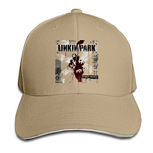 Harriy Linkin Park-hybrid Theo Sports Sandwich Hat Natural