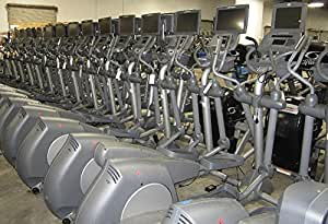 Life Fitness 91x i elíptica–remanufacturados
