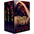 Blood of Life: Cora's Choice Vampire Series Bundle, Books 1-3 (Cora's Choice Vampire Series)