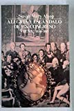 img - for Alegr a y esc ndalo de un congreso. Viena, 1814-1815 book / textbook / text book