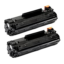 Shopcartridges ® 2 Packs Canon 137 (9435B001) New Compatible Black Toner Cartridge for Canon ImageClass MF212w MF216n MF227dw MF229dw