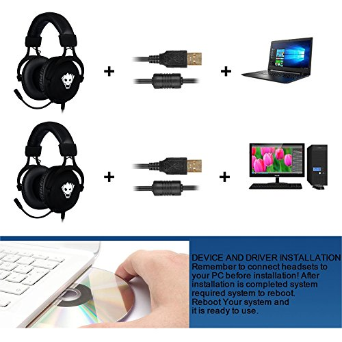 51EooxYNURL - USB-Gaming-HeadsetAWON-Professional-71-Channel-Virtual-USB-Surround-Stereo-Earphones-with-57mm-Driver-Wired-Gaming-HeadsetNoise-Isolating-LED-lightGaming-Headphone-for-PCLaptop-ComputerBlack