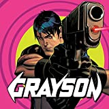 Grayson (2014-2016) (Issues) (24 Book Series)
