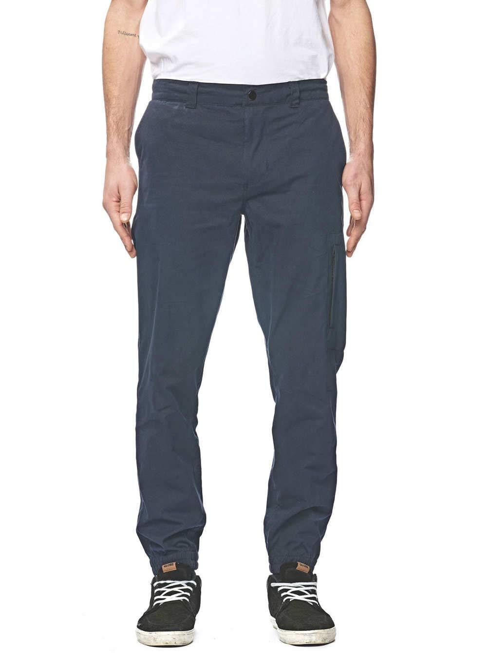 Globe Corp Jogger - Pantalon, Hombre, Gris(Granite)