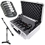 Audix DP5A Professional 5-piece Drum Mic Package