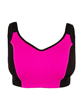 e34465aa8 Image Unavailable. Image not available for. Color  Ideology High-Impact  Adjustable Sports Bra ...