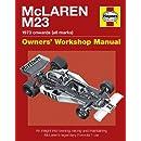 McLaren M23: 1973 onwards (all marks) (Owners' Workshop Manual)