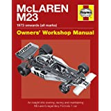 McLaren M23: 1973 Onwards (All Marks)