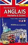 Dictionnaire Poche Top Hachette Oxford - Bilingue Anglais par Hachette