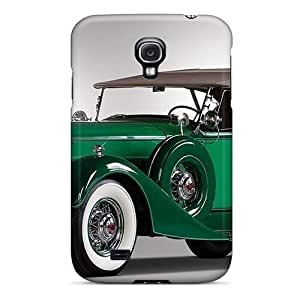 New Fashionable Phonedecor Cover Case Specially Made For Galaxy S4(vintage Classic)