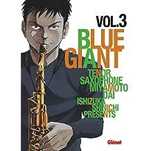 Blue Giant - Tome 03 : Tenor saxophone - Miyamoto Dai (French Edition)