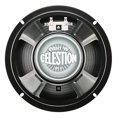 (CELESTION Eight 15 8 ohm 15-Watt 8-Inch Guitar Speaker)