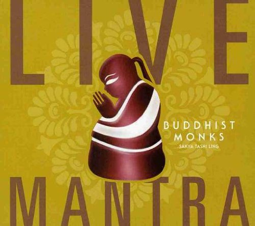 Live Mantra by Red Int / Red Ink
