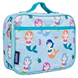 Wildkin Lunch Box, Mermaids