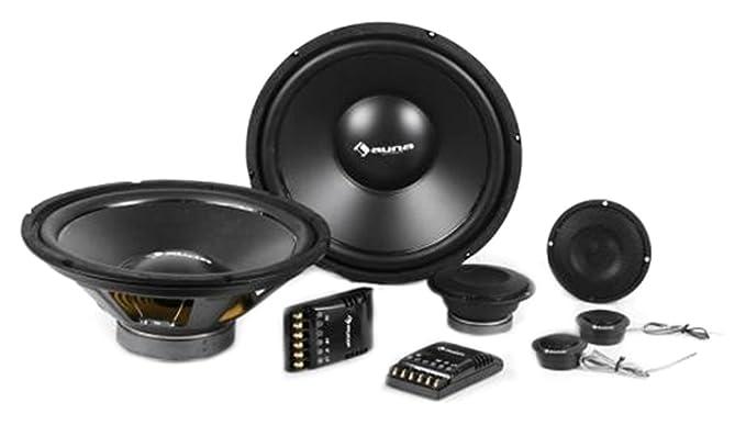 4 opinioni per Auna Alto Auna CS-Comp-10 Set Auto Altoparlante impianto audio completo