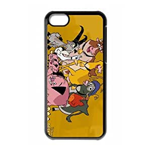iPhone 5c Cell Phone Case Black Disney Home on the Range Character Buck Bwtij