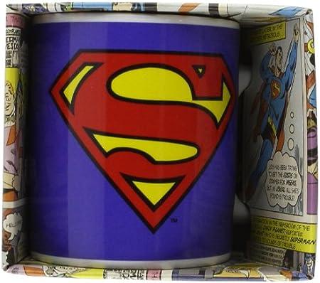 Tazza superman in ceramica MUGSM6