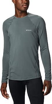 Columbia Midweight Stretch C - Camiseta Térmica De Manga Larga Hombre: Amazon.es: Ropa y accesorios