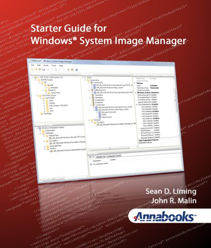 Starter Guide for Windows® System Image Manager Pdf