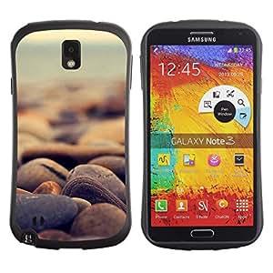 Pulsar iFace Series Tpu silicona Carcasa Funda Case para SAMSUNG Galaxy Note 3 III / N9000 / N9005 , Nature Beautiful Forrest Green 186