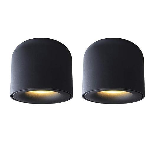 BENPAO Luces LED para mampara Foco de Techo, luz de Techo montada ...