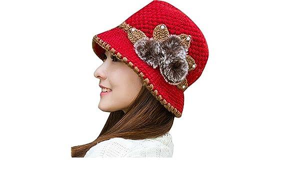 GoldPang, Gorro Sombreros de Punto de Invierno Gorra niños niñas ...