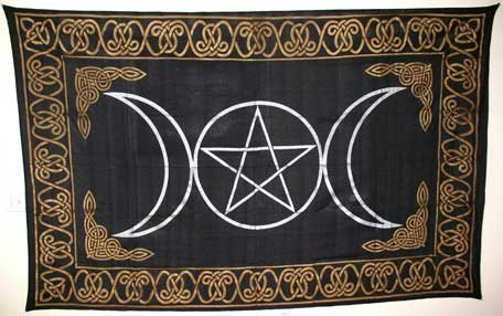 Tapestry: Triple Goddess 72