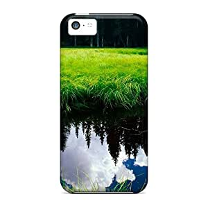 New Arrival Cover Case With Nice Design For Iphone 5c- Poetry Of Nature Free Backgrounds