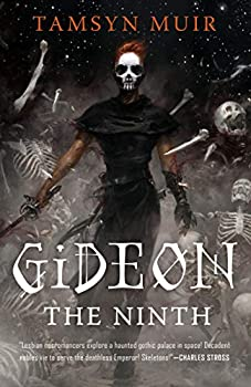 Gideon the Ninth by Tamsyn Muir science fiction and fantasy book and audiobook reviews