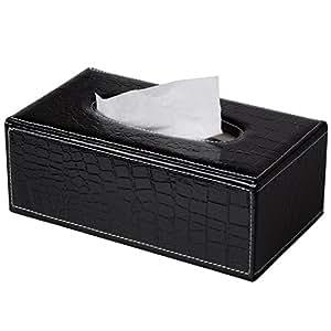 Amazon.com: Tissue Box Dispenser Tissue Holder ...