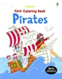 Pirates First Coloring Book, Sam Taplin, 0794532608