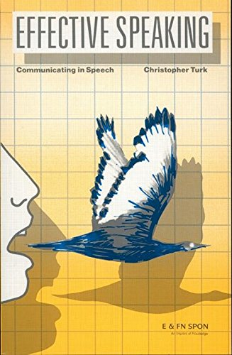 Effective Speaking: Communicating in Speech