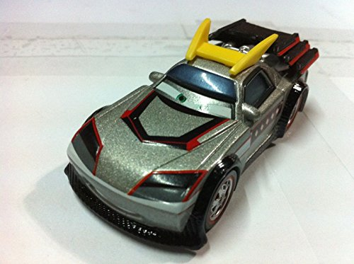 Good Cars Kabuto With Flames Diecast Metal Toy - Crv Hotwheels