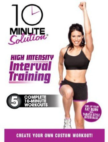 10 Minute Solution: High Intensity Interval - Solution High
