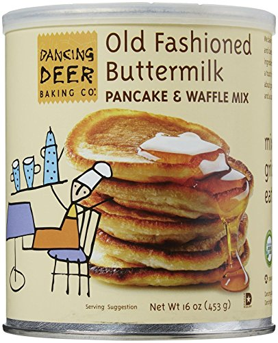 Dancing Deer Baking Co. Old-Fashioned Buttermilk Pancake & Waffle (Giant Old Fashioned)