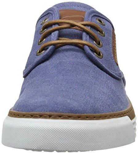 camel active Herren Racket 14 Low-Top Blau (jeans 03)