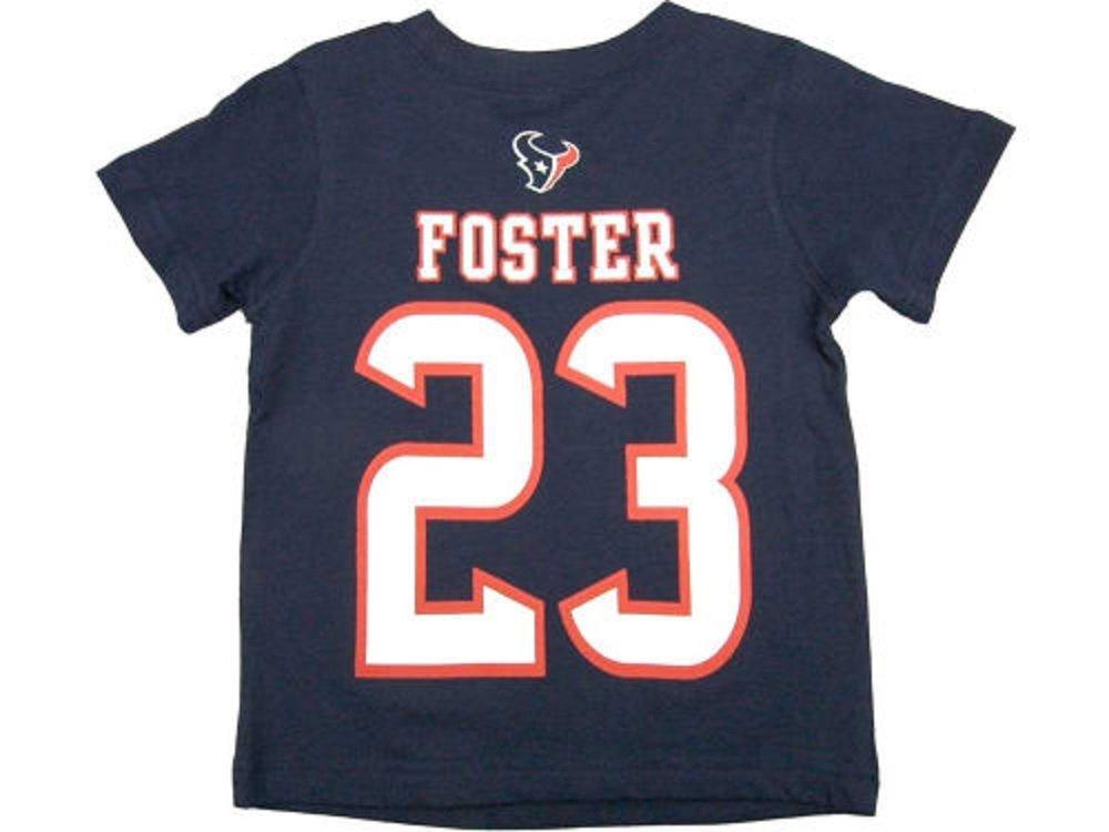 珍しい Arian Foster B00FIU4S5A Houston Houston Texans Jersey名前と番号Tシャツ Arian 4T B00FIU4S5A, 東条町:343345d5 --- a0267596.xsph.ru