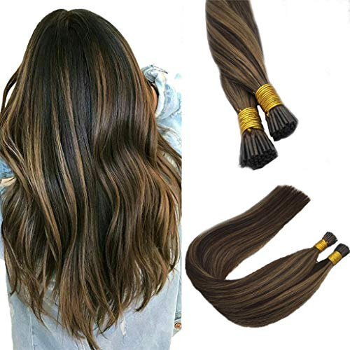 Misstar 18-22 inches Straight I Tip Remy Fusion