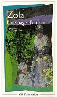 Rougon-Macquart : [8] : Une page d'amour, Zola, Émile