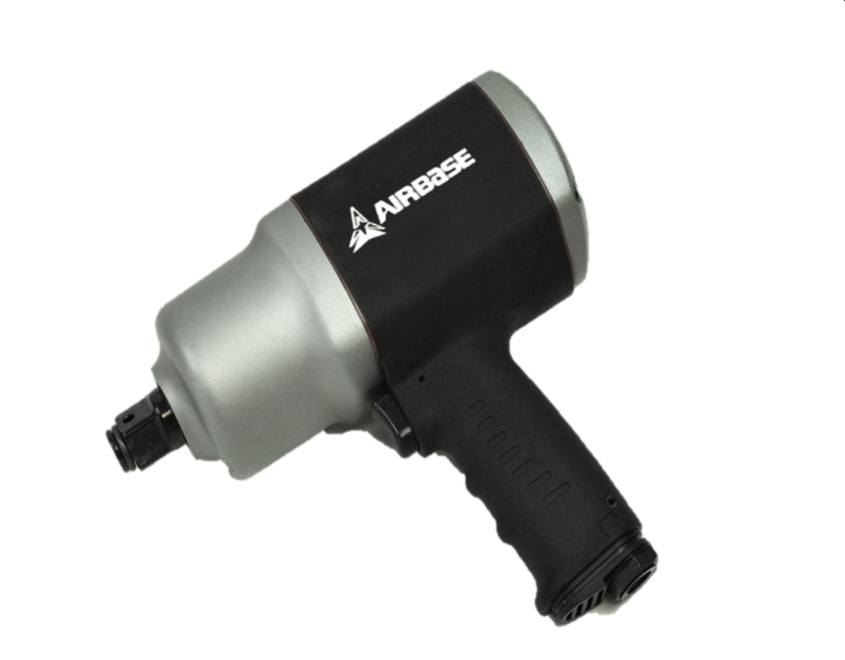 Air Impact Wrench with 1 2 Drive, Industrial Duty, Composite, Model EATIWC5S1P by EMAX Compressor