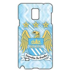Fashion Design FC Aston Villa FC Phone Case Cover For Samsung Galaxy Note 4 3D Plastic Phone Case