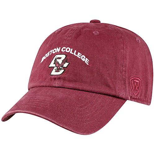Elite Fan Shop Boston College Eagles Hat Arch Maroon