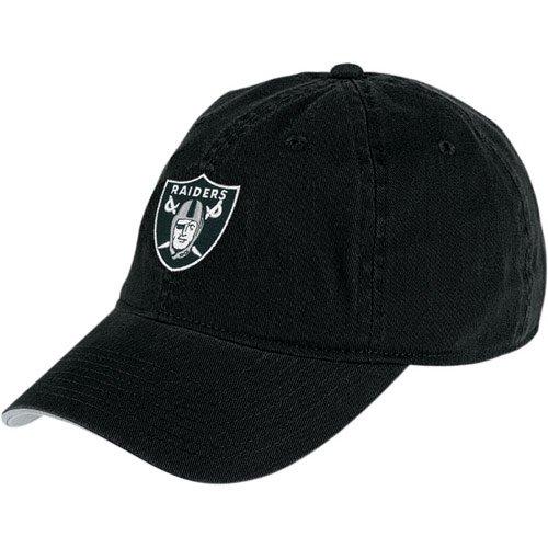 - Reebok Oakland Raiders Basic Logo Adjustable Slouch Hat Adjustable