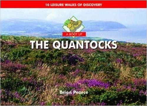Quantock Hills Guidebook