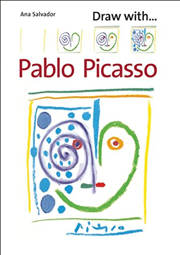 Draw With Pablo Picasso for sale  Delivered anywhere in USA