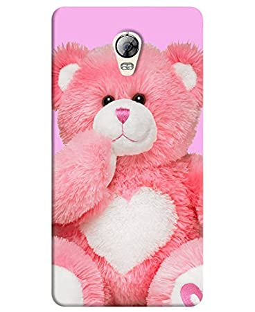 cheap for discount 63f8a 6db95 FurnishFantasy Mobile Back Cover for Lenovo Vibe P1: Amazon.in ...