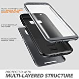Samsung Galaxy S8 Plus Case, Clayco [Hera Series] Full-body Rugged Case with Built-in Screen Protector for Samsung Galaxy S8 Plus (2017 Release) (Black)
