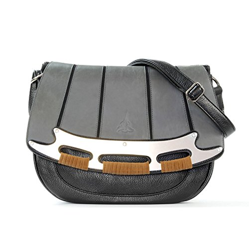 The Coop Star Trek The Next Generation Klingon Messenger Bag by The Coop