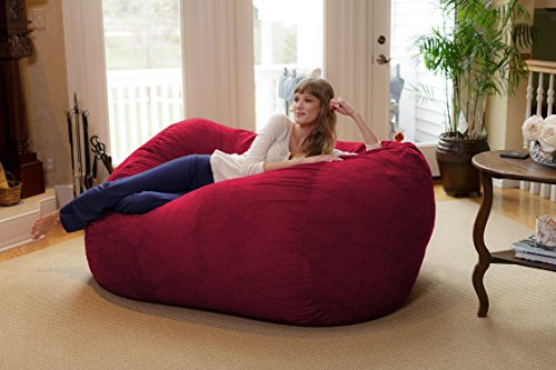 Prime Chill Bag Bean Bags 6 Feet Bean Bag Lounger Large Pabps2019 Chair Design Images Pabps2019Com